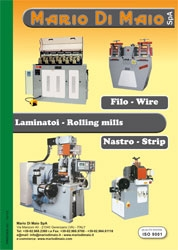 Rolling Mills - Wire