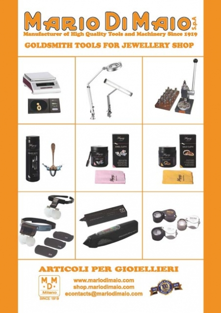 Goldsmith Tools for Jewellery Shop