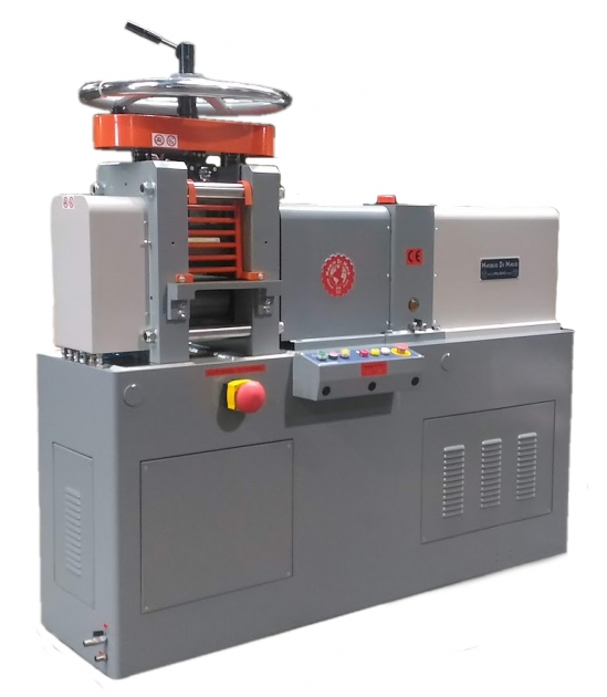 ROLLING MILL LS 200 x 130 FOR PLATE AND WIRE ROUGH-ROLLING